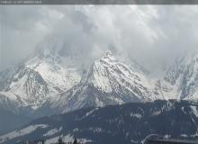 Webcam Combloux Le Mont Blanc