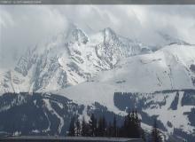 Webcam Combloux Le Mont Joly 2535m