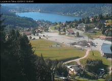 Webcam Gerardmer Vue de Gérardmer depuis les pistes de ski alpin