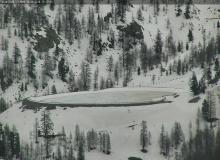 Webcam Isola 2000 Telesiege de Valette