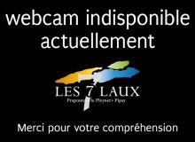 Webcam Les 7 Laux Snowpark belle étoile
