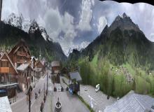 Webcam Les Contamines Montjoie centre village