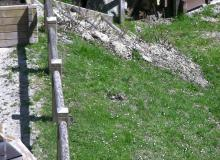 Webcam Les Contamines Montjoie Parc Nordique /plan des pistes