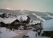 Webcam Les Saisies Légette - Mont Blanc