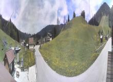 Webcam Méaudre Front de neige