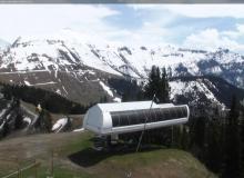 Webcam Megève Mont d'Arbois - Webcam 5