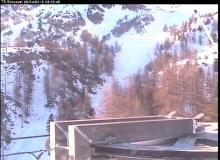 Webcam Montgenevre TS Brousset - Télésiège de l'Aigle