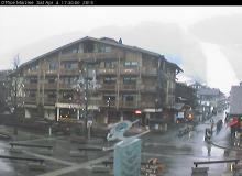 Webcam Morzine Morzine_centre village - 1000 m.