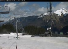 Webcam Morzine Morzine_sommet du Pléney - 1500 m.