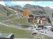 Webcam Orcières 1850 Front de neige