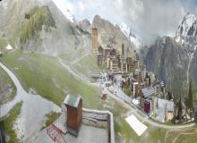 Webcam Orcières 1850 Orcières - Front de neige