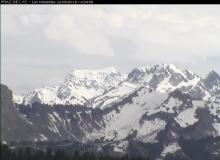 Webcam Praz de Lys Sommand Les Dents Blanches
