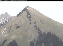 Webcam Praz de Lys Sommand Pointe d'UBLE