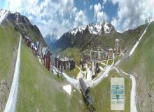 Webcam Saint Francois Longchamp webcam Front de neige Longchamp 1650m.