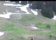 Webcam Thollon les Memises Snowpark