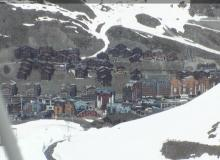 Webcam Val Thorens Départ du Funitel Grand Fond