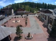 Webcam Valberg Place du Village