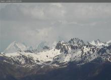 Webcam Valmorel Vue d'ensemble de Valmorel