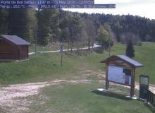 Webcam Villard de Lans / Correncon Bois Barbu / site nordique de Villard de Lans