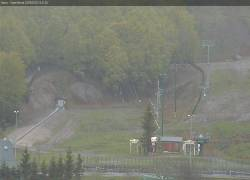 Webcam Besse Super Besse Vue 'Base nautique'