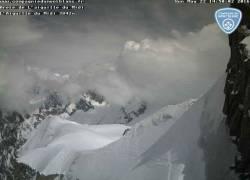 Webcam Chamonix Mont-blanc Aiguille du midi