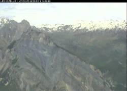 Webcam Les Karellis Croix des tetes