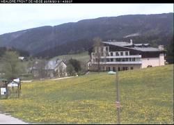 Webcam Méaudre Téléski de l'Ecureuil