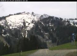 Webcam Megève Jaillet Sommet du Christomet