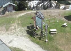 Webcam Megève Mont d'Arbois - Webcam 3
