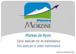 Webcam Morzine Morzine_plateau de Nyon - 1430 m.