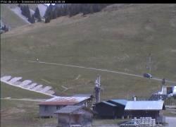 Webcam Praz de Lys Sommand Départ du télésiéges du Col de Sommand