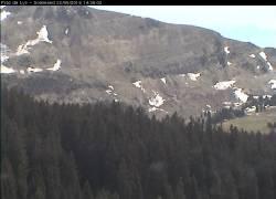 Webcam Praz de Lys Sommand Secteur Platières Alpin