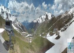 Webcam Saint Francois Longchamp Webcam Arrivée TS Mollaret (altitude 2000m).