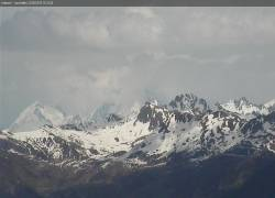 Webcam Valmorel Vue d'ensemble de Valmorel