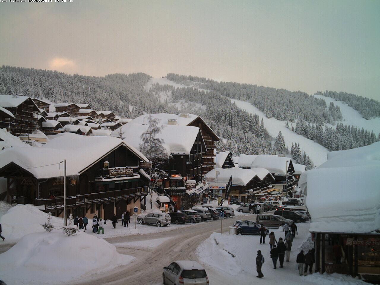 Webcam Légette - Mont Blanc