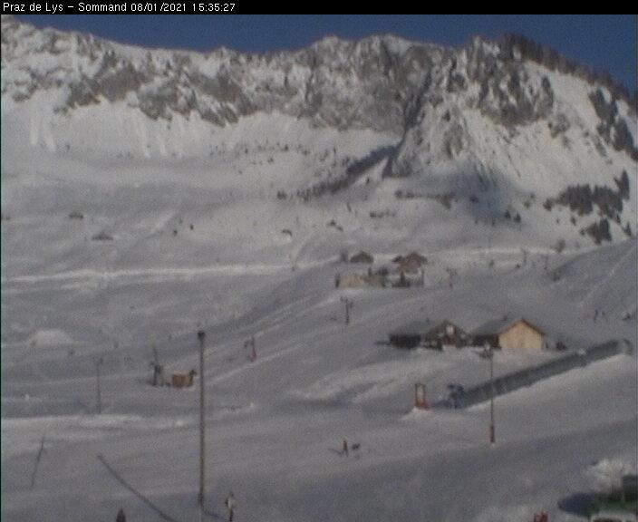 Webcam Secteur Débutant Alpinameau de Mary
