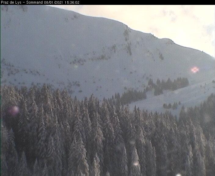 Webcam Secteur Platières Alpin